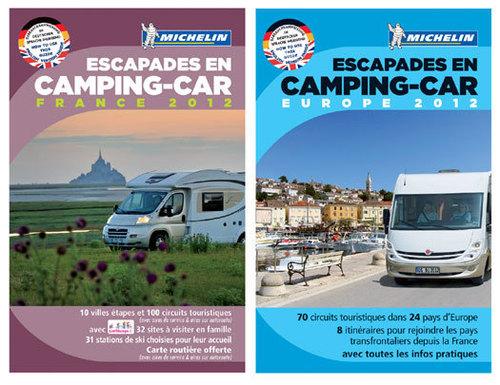 Escapades en camping-car France et Europe : l'expertise Michelin au service des camping-caristes