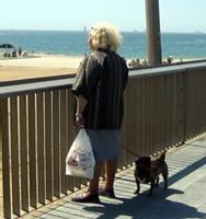Le nombre de personnes âgées seules triple pendant les vacances d'été