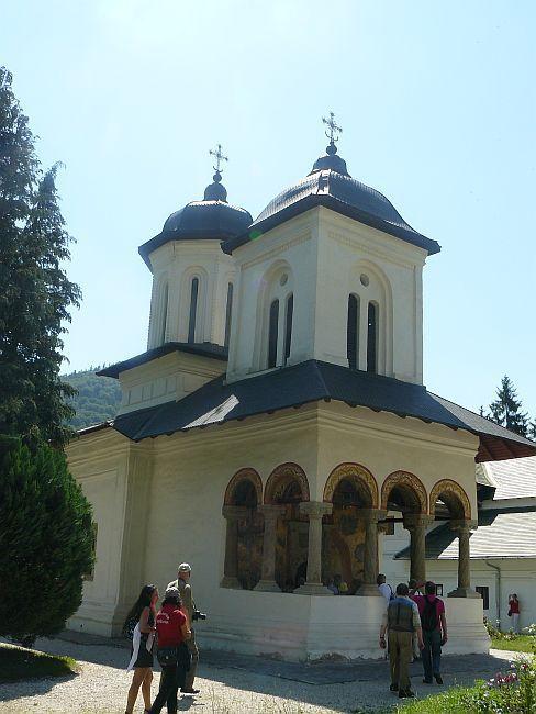 Monastère Sinaia