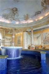 Piscine intérieure, hôtel Colosseo