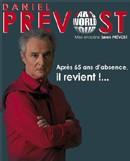 Daniel Prevost : Paris World Tour 2006, le spectacle sort en double DVD Collector