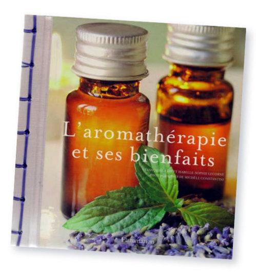 L'aromathérapie et ses bienfaits Editions Flammarion