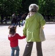 La priorité numéro un des grands-parents : être avec leurs petits-enfants