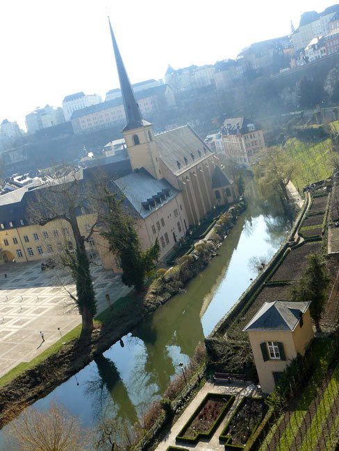 Culture, dépaysement et détente : si on partait en week-end au Luxembourg