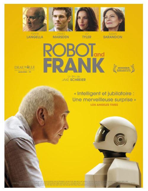 Robot & Franck : rencontre du… 4ème type ! (film)