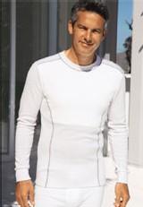 Damart : une chemise « massante » pour femmes et un tee-shirt coupe-vent pour hommes