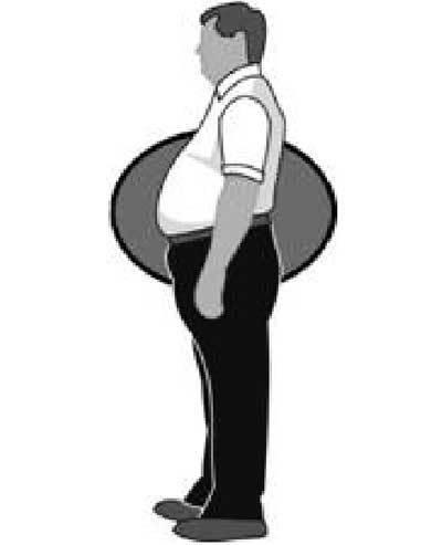Obésité abdominale : avoir du ventre… une forme de surpoids dangereuse…