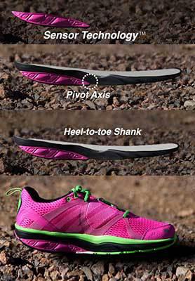 Masai Walking (MBT) : des chaussures bénéfiques pour votre santé