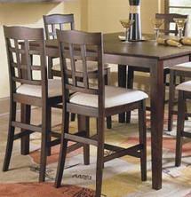 Exemple de table surélevée