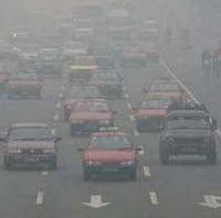 Risque cardiovasculaire augmenté chez les seniors à cause de la pollution atmosphérique