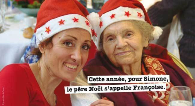 Fêtes de fin d'année solidaires : les petits frères des Pauvres recherchent des bénévoles dans toute la France