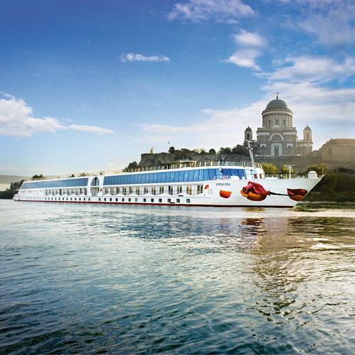 Rivages du Monde : une croisière sur le Danube, en plein cœur de la « MittelEuropa » sur le M/S Arosa