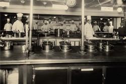 Exposition « Bienvenue à bord » : la vie à bord des paquebots, entre loisirs et gastronomie