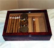 Des caves à cigares fabriquées de manière artisanale à moins de 200 euros