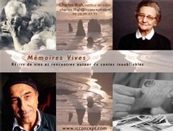 Mémoires vives : des contes pour faire parler les aînés et favoriser la transmission de la mémoire