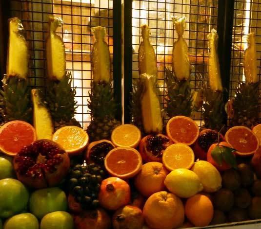 Faire le plein de vitalité et d'équilibre avec les jus de fruits !
