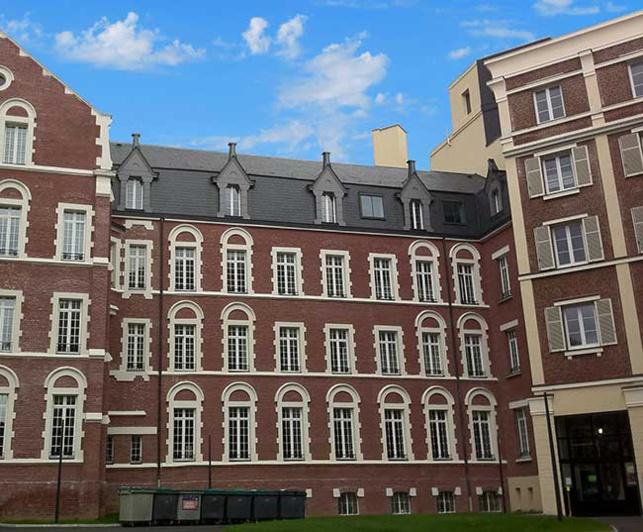 Arras îlot Bon Secours : un habitat qui expérimente le mieux-vivre intergénérationnel, solidaire et harmonieux
