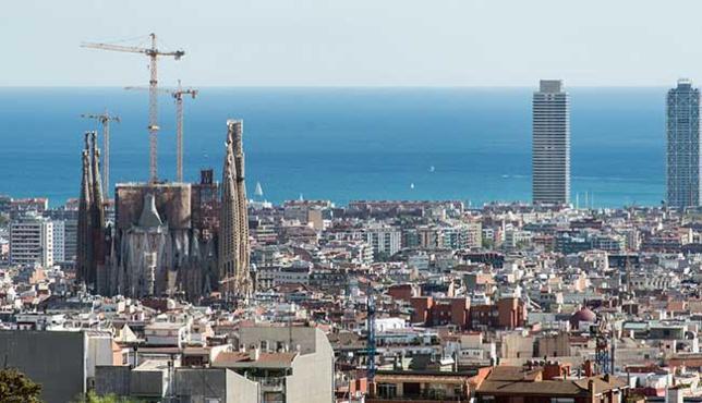 Barcelone -  cc Faris Algosaibi via FlickR