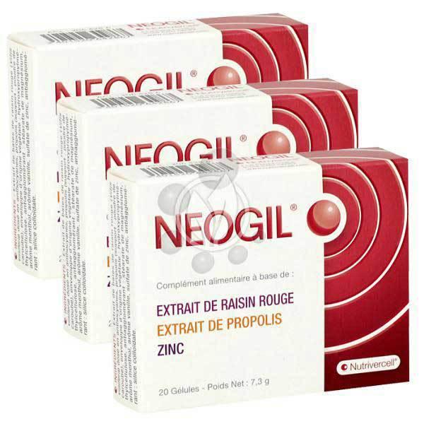 Neogil : un complément nutritionnel contre les inflammations articulaires localisées