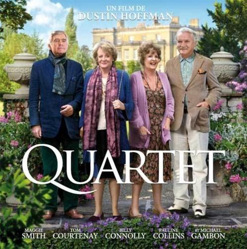 Quartet : le troisième acte… de la vie, film de Dustin Hoffman