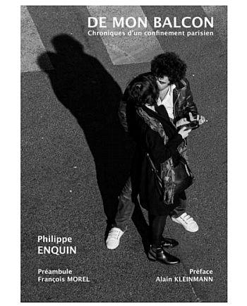 De mon balcon Philippe Enquin