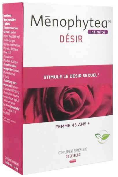 Ménopause et sécheresse vaginale