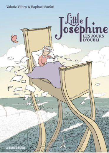 Little Joséphine, les jours d'oubli : la solitude des ainés en BD