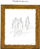 Portraits de mes amis de Philippe Caubet/Jean-Jacques Sempé : une galerie de portraits tout en tact