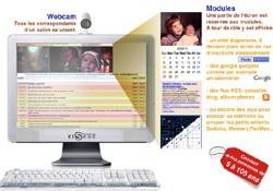 VisAge : un écran de communication interactif par Internet pour les seniors et leurs proches