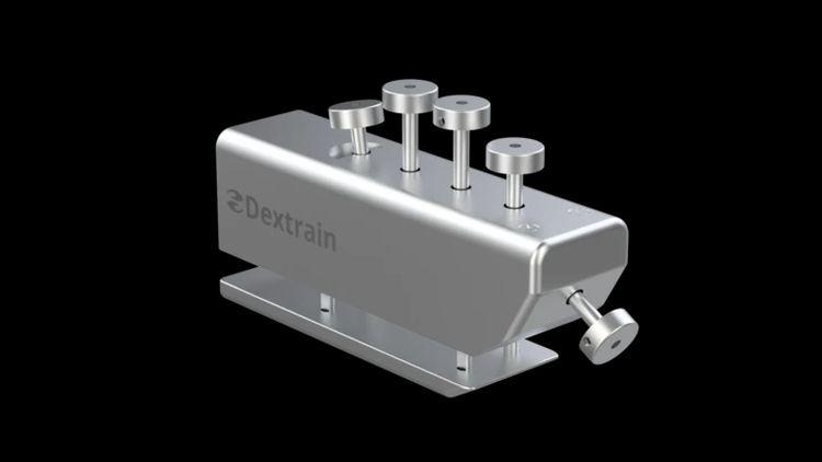 Dextrain Manipulandum : l'appareil qui permet de retrouver la dextérité de ses mains après un AVC