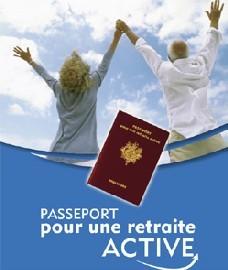 Le « Passeport pour une retraite active » sera désormais remis à tous les nouveaux retraités