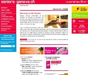 Cité Seniors : un lieu d'informations et d'échanges pour les seniors genevois