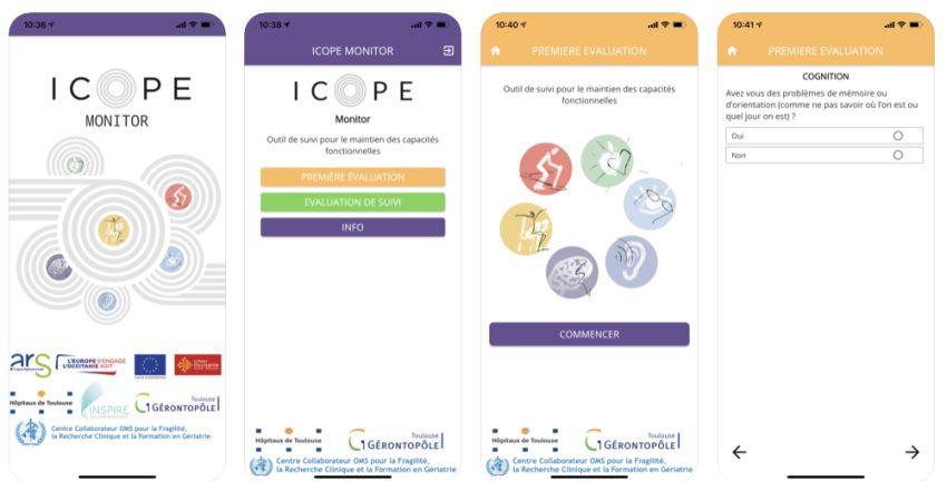 Icope : 10.000 seniors suivis à l'aide d'outils numériques... premier bilan