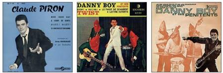 Danny Boy, le « chanteur moderne » et l'un des pionniers du rock français est de retour