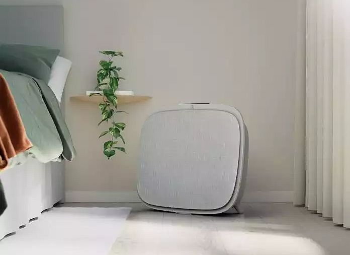 Electrolux dévoile un nouveau purificateur d'air design et personnalisable
