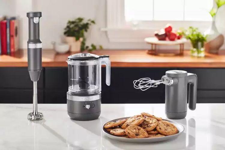 KitchenAid : une gamme sans fil pour les rois de la cuisine