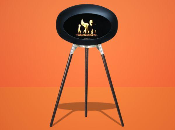 Les cheminées écologiques : le Feu brûlent du bioéthanol pour une chaleur plus verte