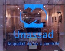 Siège de l'UNASSAD - Paris