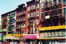 Etats-Unis - Des maisons de retraite aux senteurs chinoises