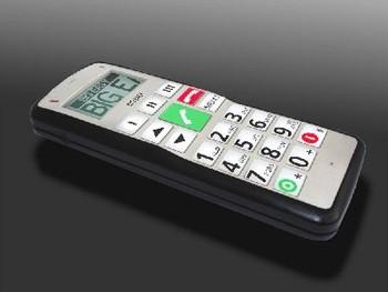 Big Easy 2 de Fitage : un nouveau modèle de téléphone pour personnes âgées
