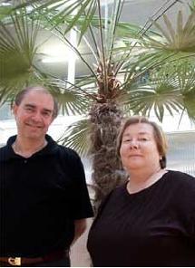 Eric Seuillet et Solange Saint-Arroman
