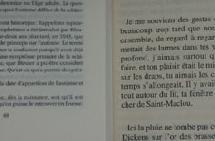 France - 'Grands Caractères', le bonheur simple de lire sans effort