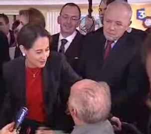 Capture vidéo d'une image de France 3