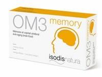 OM3 memory : pour stimuler la mémoire et ralentir le vieillissement cérébral.