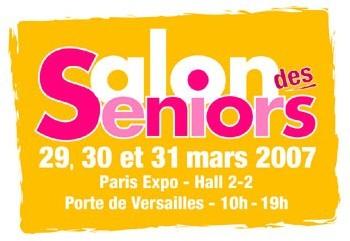 Salon des seniors : du 29 au 31 mars au Parc des Expositions à Paris