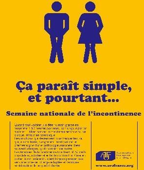 Incontinence urinaire : le ministre de la Santé annonce plusieurs décisions