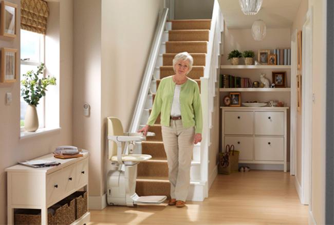 siena le nouveau monte escaliers stannah. Black Bedroom Furniture Sets. Home Design Ideas
