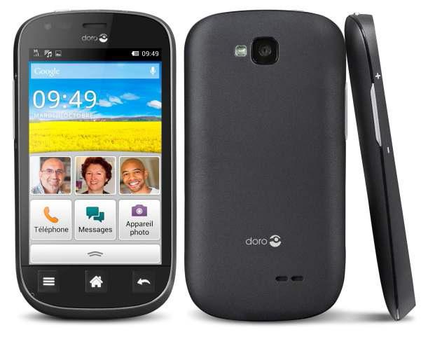 Doro Liberto 810 : le smartphone pour seniors