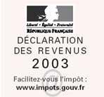 France – Impôts sur le revenu de 2003 : nouvelles mesures concernant les seniors