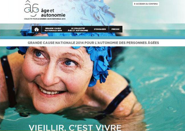 Age et autonomie : Grande cause nationale en 2014 ?